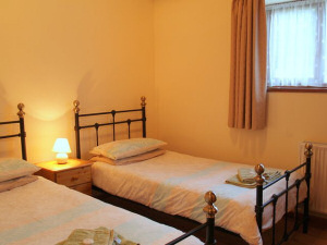 Felgate cottage - bedroom